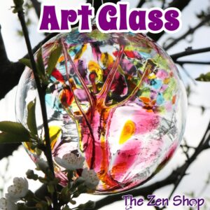 Art Glass Ornaments