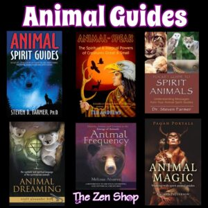 Animal Totems, Guides & Familiars