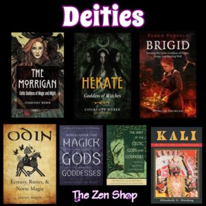 Deiities & Ascended Masters