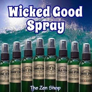 Wicked Good Sprays