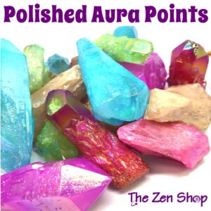 Polished Aura Points