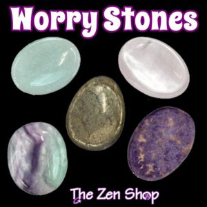 Crystal Gemstone Worry Stones
