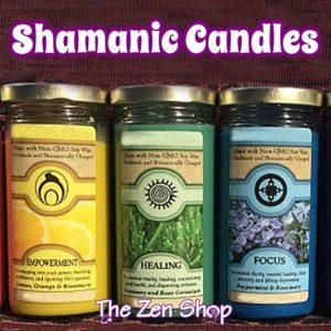 Shamanic Candles