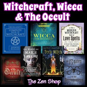 Witchcraft, Wicca, & The Occult