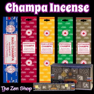 Champa Incense