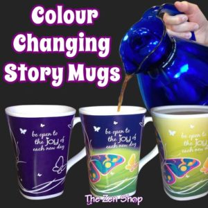 Colour Changing Story Mugs