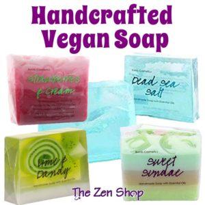 Vegan Soap Slices