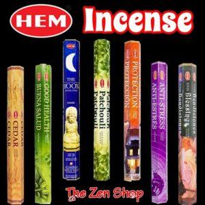 Hem Incense