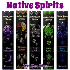 Native Spirits Incense