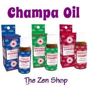 Champa Oils