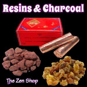 Resins & Charcoal
