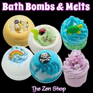Bath Bombs & Melts