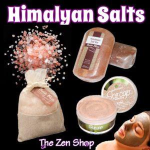 Himalayan Salts