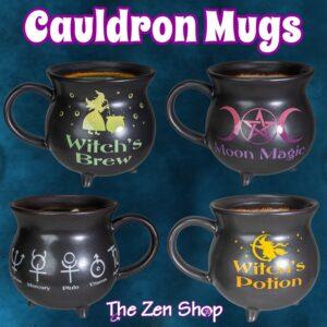 Cauldron Mugs