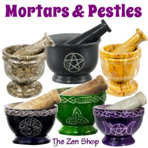 Mortars & Pestles