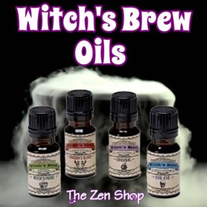 Witch's Brew Oils
