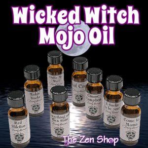 Wicked Witch Mojo Oils