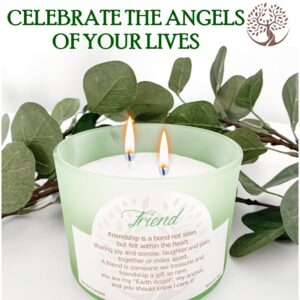Earth Angel Candles