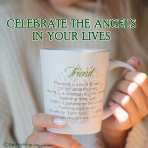 Earth Angel Mugs